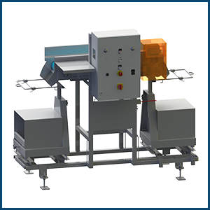 Two-Way Weighing/Bagging Machine