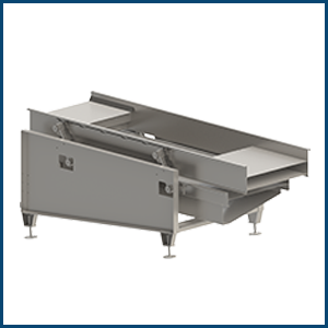 Dry Oyster Sorting Machine
