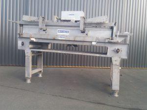 Ref-19417 BG4000  mussel scrubbing machine